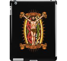 Sacrelicious! iPad Case/Skin