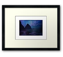 Do Nothing But That Framed Print
