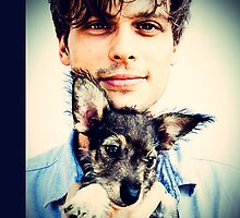 Matthew Grey Gubler  by lindsaylokalia