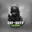 Cat of Duty 2 by MagnoliasDragon