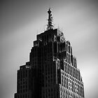 Penobscot Building by Jon  DeBoer