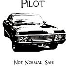 Supernatural - Pilot by FeathersDiavolo