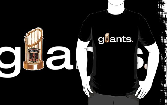 San Francisco Giants World Series Trophy (adult size) by Weapons of Moroland