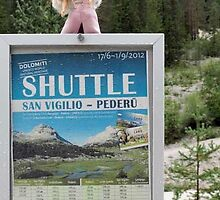 Dolomiti Shuttle by VeronicaPurple