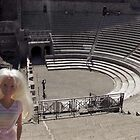 Pompeii Colosseum by VeronicaPurple