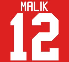 Zayn Malik jersey (white text) by sstilinski