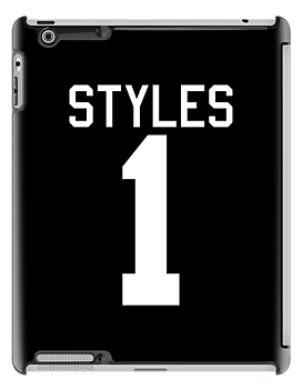 Harry Styles jersey (white text) by sstilinski