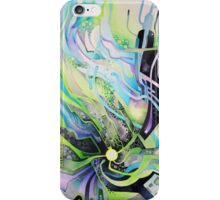 Axion of Evil - Watercolor Painting iPhone Case/Skin