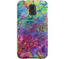 This Page Intentionally Left Blank - Digital Art & Painting Samsung Galaxy Case/Skin