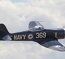 Australian Navy - Sea Fury FB10 by warbirds