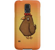 Red Chicken Standing Tall Samsung Galaxy Case/Skin