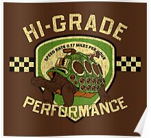 Hi-Grade Performance Poster