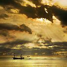 Golden Light by arthit somsakul