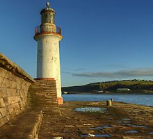 Whitehaven Lighthouse by VoluntaryRanger
