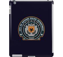 Gotham City Police - Pocket Logo iPad Case/Skin