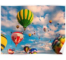 Balloon Ride Poster