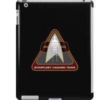 Starfleet Hazard Team Updated Logo iPad Case/Skin