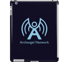 Archangel Network Small Logo iPad Case/Skin