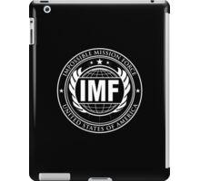 I M F 2011 Logo iPad Case/Skin