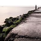 Long Walk On A Short Pier by EdwardKay