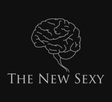 The New Sexy - Light Logo by Christopher Bunye