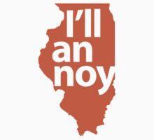 I'll annoy by gstrehlow2011