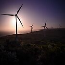 Albany Wind Farm 3 by Peter Yates