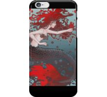 Nautical Compliment Mermaid iPhone Case/Skin