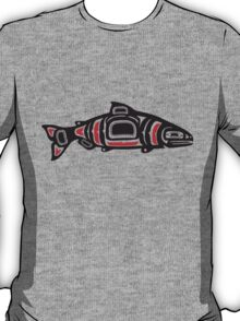 Totem Salmon T-Shirt