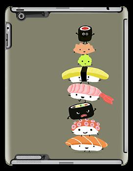 Sushi Stack by Jenn Inashvili