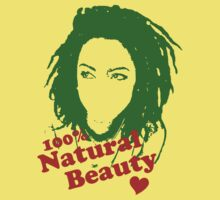 Natural Beauty Yellow by NatanYah Ysrayl