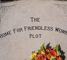 The Home for Friendless Women Plot by Shulie1