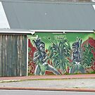 Dinkum Dunnies, Napier, New Zealand 2 by Margaret  Hyde