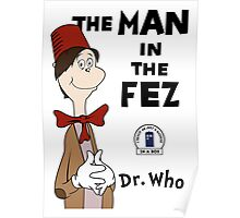 The Man In The Fez Poster