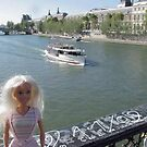 Au Pont des Arts by VeronicaPurple