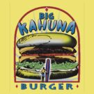 Big Kahuna Burger - Pulp Fiction by IvanLy