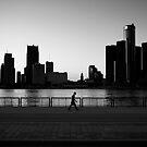 Walk Alone by Jon  DeBoer