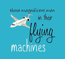 Cabin Pressure's Magnificent Men cover by raggedyranger