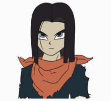 Android 17 by deadprincess