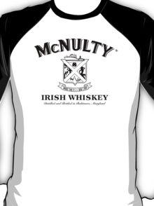 McNulty Irish Whiskey (1 Color 2) T-Shirt