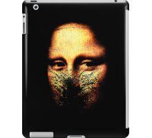 monalisa inmolatio iPad Case/Skin