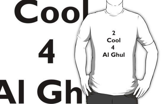 2 Cool 4 Al Ghul (Black) by SoreLoser
