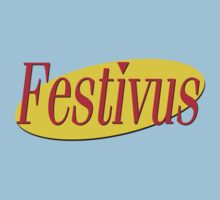 festivus ( red ) . seinfeld by timmehtees