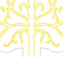 tree of gondor deluxe Sticker