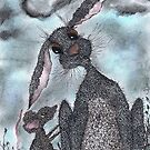 WILL YOU BE MY FRIEND? by Hares & Critters
