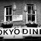 Tokyo Diner - London by Ed Sweetman