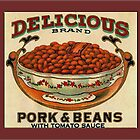 Beans Advertising Greetings by Yesteryears