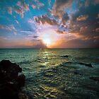 Emerald Ocean by Karen Lewis