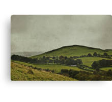 When Evening In The Shire Was Grey Canvas Print
