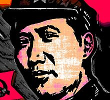 CHAIRMAN MAO ZEDONG by OTIS PORRITT